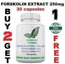 FORSKOLIN EXTRACT 250mg-20% STANDARDIZE 100% COLEUS FORSKOHLII Weight Loss