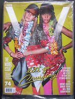 CANDICE SWANEPOEL  JOAN SMALLS Winter 2011/12 V Magazine #74 The New Supermodels