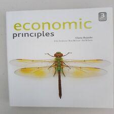 A9 Economic Principles by Chris Bajada, John Jackson, Ron Mciver, Edgar Wilson