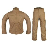 Uniforme de Camouflage Army Bdu Coyote Marron Emerson Gear