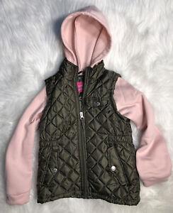 Pink Platinum jacket girls 5/6 Fall