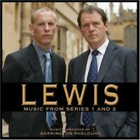 Barrington Pheloung - Lewis (NEW CD)