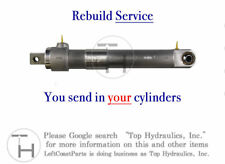 Rebuild Service for your R129 SL500 Main Lift Cylinder