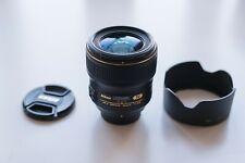 Nikon AF-S NIKKOR 35mm f/1.4G Wide Angle Lens - Great Condition