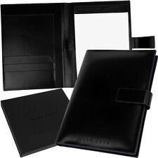Hugo Boss A5 Writing Set Briefcase Portfolio Document Set Folder