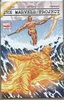 Marvels Project 2009 series # 1 F very fine comic book