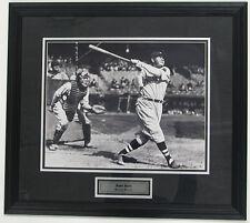 Babe Ruth Boston Braves Swinging Photo