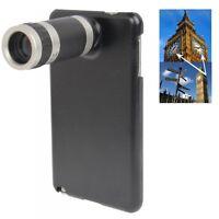 Kamera Telescope für Samsung Galaxy Note 3 N9000 N9005 LTE 8x Objektiv Zubehör