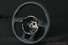 Audi Q3 8U (Facelift) Lenkrad Leder Multifunktion MFL schwarz 8U0419091AB CJM