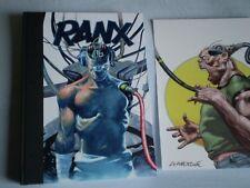 RANX Ranxerox Complete edition limited to 100 copies! Signed Tanino Liberatore