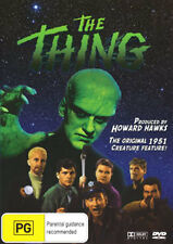THE THING - ORIGINAL 1951 FEATURE DVD