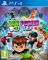 Ben 10 Alimentation Trip PS4 PLAYSTATION 4 Namco