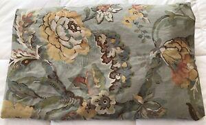 Pottery Barn VANESSA Linen Duvet Cover -Full/Queen