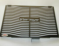 KAWASAKI VERSYS 1000 (12-18) BLACK RADIATOR COVER, PROTECTOR, GRILL, COVER