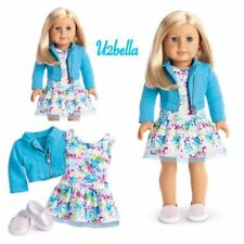 AMERICAN GIRL TRULY ME 22 Doll Light Skin, Light Blond Hair and Blue Eyes NEW