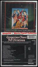 "GREGORIAN CHANT ""For Christmas"" (CD) 1994 NEUF"