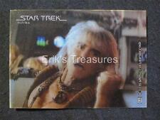 Star Trek Movies In Motion Wrath Of Khan Lenticular Promo Card P1 RARE!