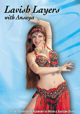 Lavish Layers with Ansuya - Belly Dancing DVD Video - How to Belly Dance