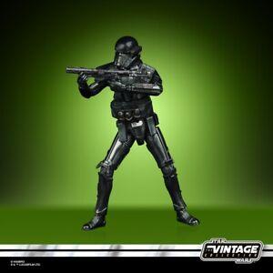 Death Trooper Carbonized Graphite Figure VINTAGE Collection Star Wars TVC .LOOSE