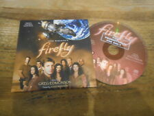 CD OST Greg Edmonson - Joss Whedon : Firefly (25 Song) Promo VARESE SARABANDE cb