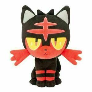 "8"" Sun Moon Litten Plush Soft Stuffed Doll Animal Toy Kids Xmas Limited Gift"