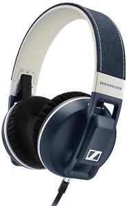 Sennheiser Urbanite XL Over-Ear Headphones Denim, for Android 506456 NEW