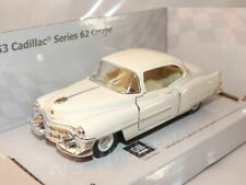"""1953 Cadillac Series 62 Coupe Die Cast Metal Model Car 5"""" New In Box"""