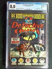 Detective Comics #439 CGC 8.0 Batman, Origin of the Manhunter