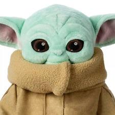 """10"""" Baby Yoda Star Wars Master Plüschtier Stofftiere Soft Toys Spielzeug 25cm DE"""