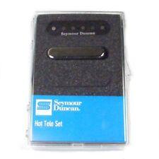 Seymour Duncan 11208-11 'Hot Tele' Pickup Set Para Telecaster Negro/Cromo