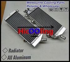 Aluminum radiator for KTM SXF/SX-F SXF250 SXF350 SXF450 2011 2012 2013 2014