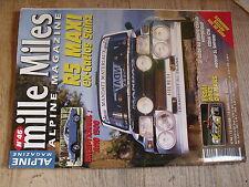 $$ Revue mille Miles Alpine Magazine N°46 R5 Maxi  A110 1500  A443 LeMans