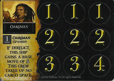 PIRATES OF THE SPANISH MAIN - T024 SPANISH OARSMAN