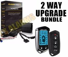 2 WAY PLUG N PLAY REMOTE START FOR 2005+ CHRYSLER DODGE JEEP RAM CH5RF2 STARTER