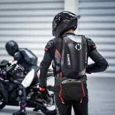 Zaino Moto XLmoto Slipstream Resistente all'acqua Carbon Look 24L