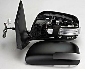 TOYOTA COROLLA 2010-2013 Electric Side Mirror folding with side lamp convex LEFT