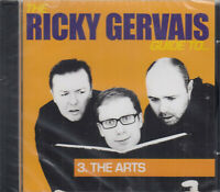 Ricky Gervais Guide To The Arts CD Audio Comedy NEW* Humour FASTPOST