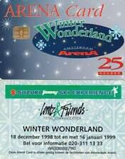 Arenakaart A026-01 25 gulden: Winter Wonderland
