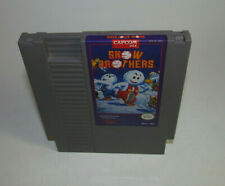 Snow Brothers (Nintendo Entertainment System, 1991) NES Authentic Game Nice