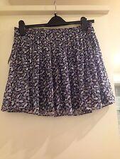 Zara Cute Sheep Print Skirt S BNWT