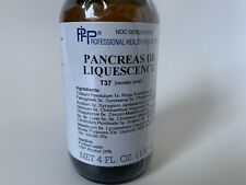 PANCREAS DB LIQUESCENCE PROFESSIONAL HEALTH PRODUCTS