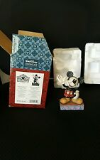 """Walt Disney Showcase Collection """"Your Pal Mickey"""" Jim Shore 4008080 In Box"""