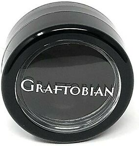 Theatrical Tooth Wax -Graftobian Makeup - Black 1/8th Ounce (0.125 oz)