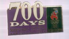 1996 1994 Sensormatic Atlanta Olympic Pin 700 Days To Go