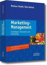 Marketing-Management von Markus Voeth und Uta Herbst