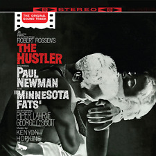 The Hustler - Complete Score - Limited Edition - Kenyon Hopkins