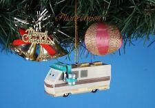 CHRISTBAUMSCHMUCK Weihnachten Deko DISNEY CARS BARRY DIESEL DINOCO RV MOTORHOME