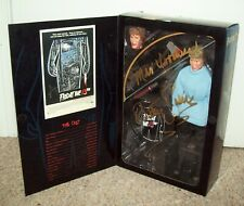 "Friday the 13th SIGNED Mrs Voorhees EXCLUSIVE Sideshow 12"" Figure JASON & PAMELA"