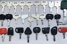 28pc Heavy Equipment Key Set Construction Ignition Keys set