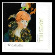 2018 Canada 🍁🎨🖼 GREAT CANADIAN ILLUSTRATORS 🍁 HILL MNH Stamp 🎨